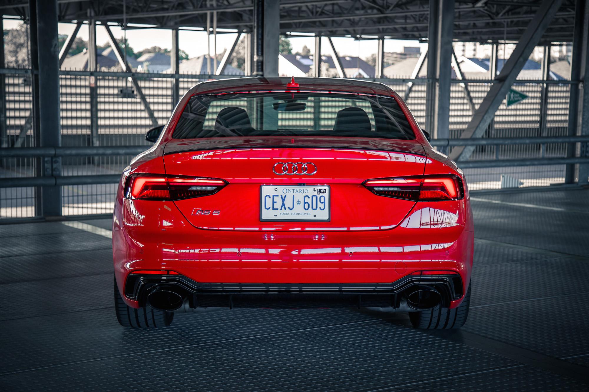 Review: 2018 Audi RS5 | CAR