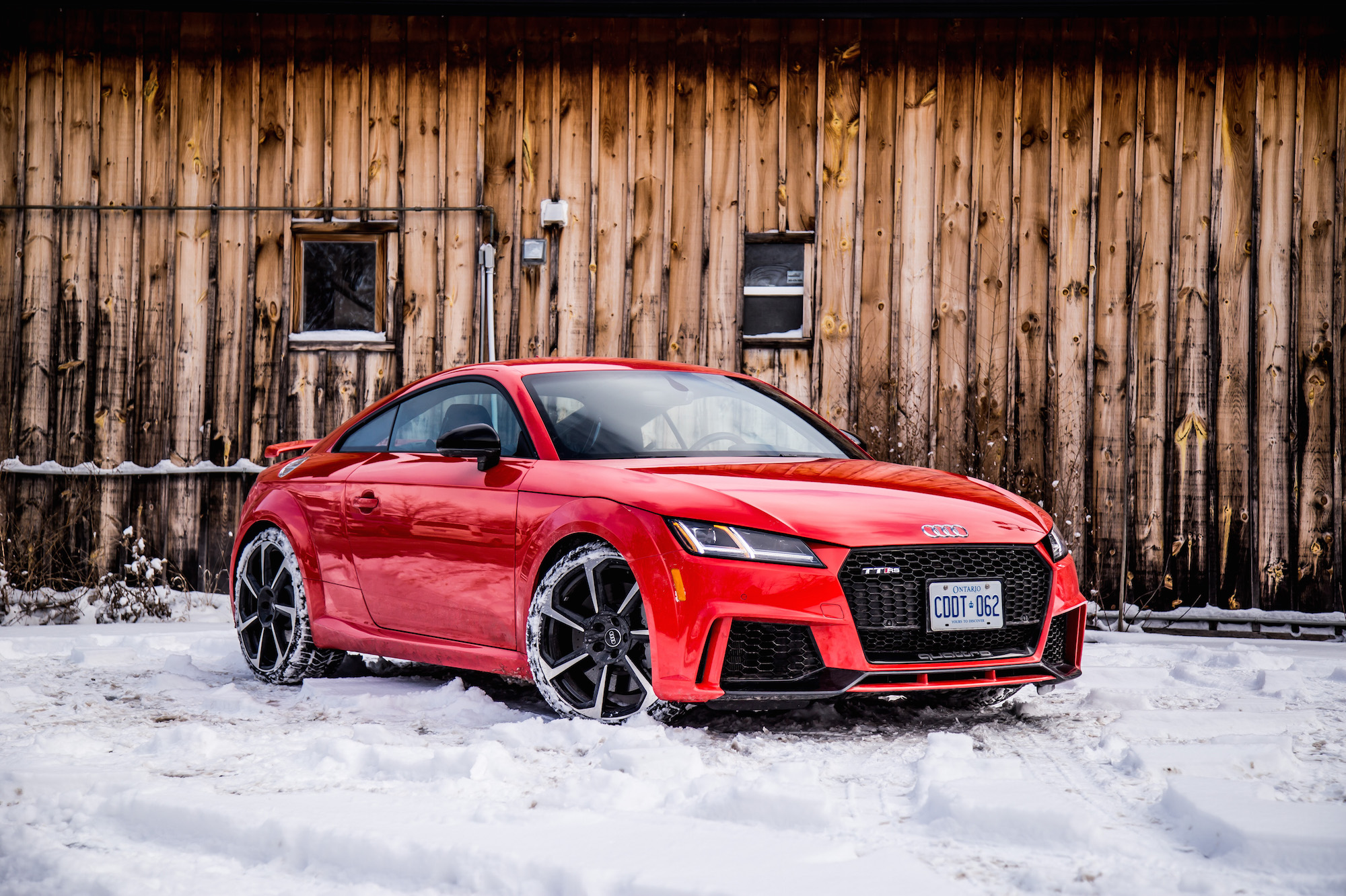 Review Audi TT RS Canadian Auto Review - 2018 audi tt