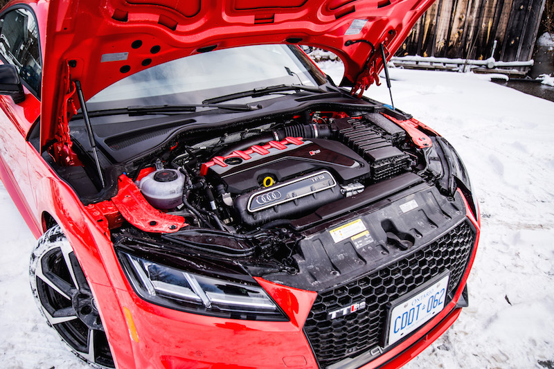 Nissan Build And Price >> Review: 2018 Audi TT RS | Canadian Auto Review