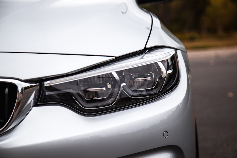 2018 BMW 440i xDrive 4 Series new headlights