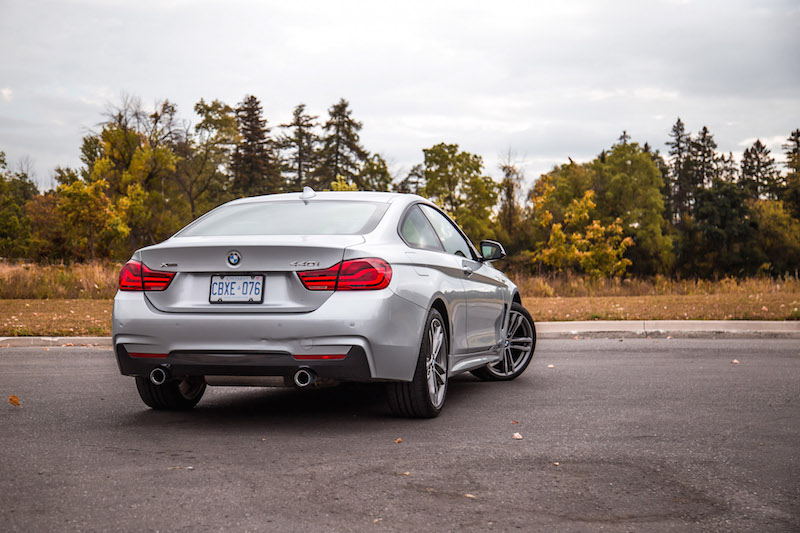 2018 BMW 440i xDrive canada new