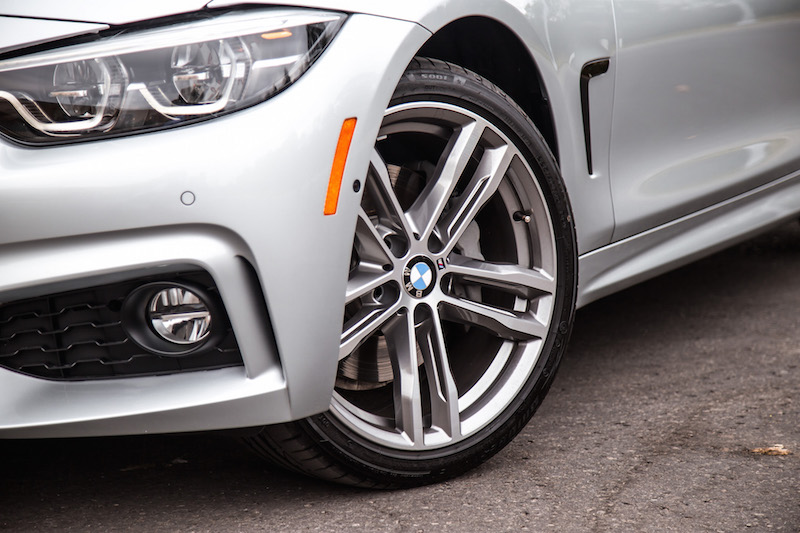 2018 BMW 440i xDrive 4 Series new wheel design