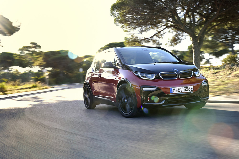 2018 bmw i3s first drive review canada