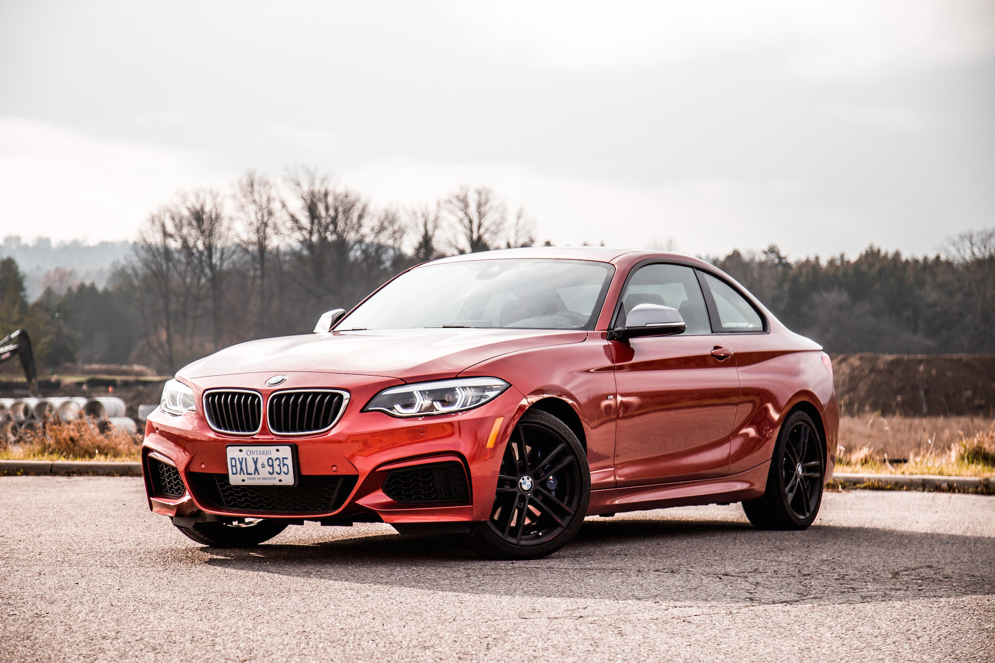 Review 2018 Bmw M240i Coupe Canadian Auto Review