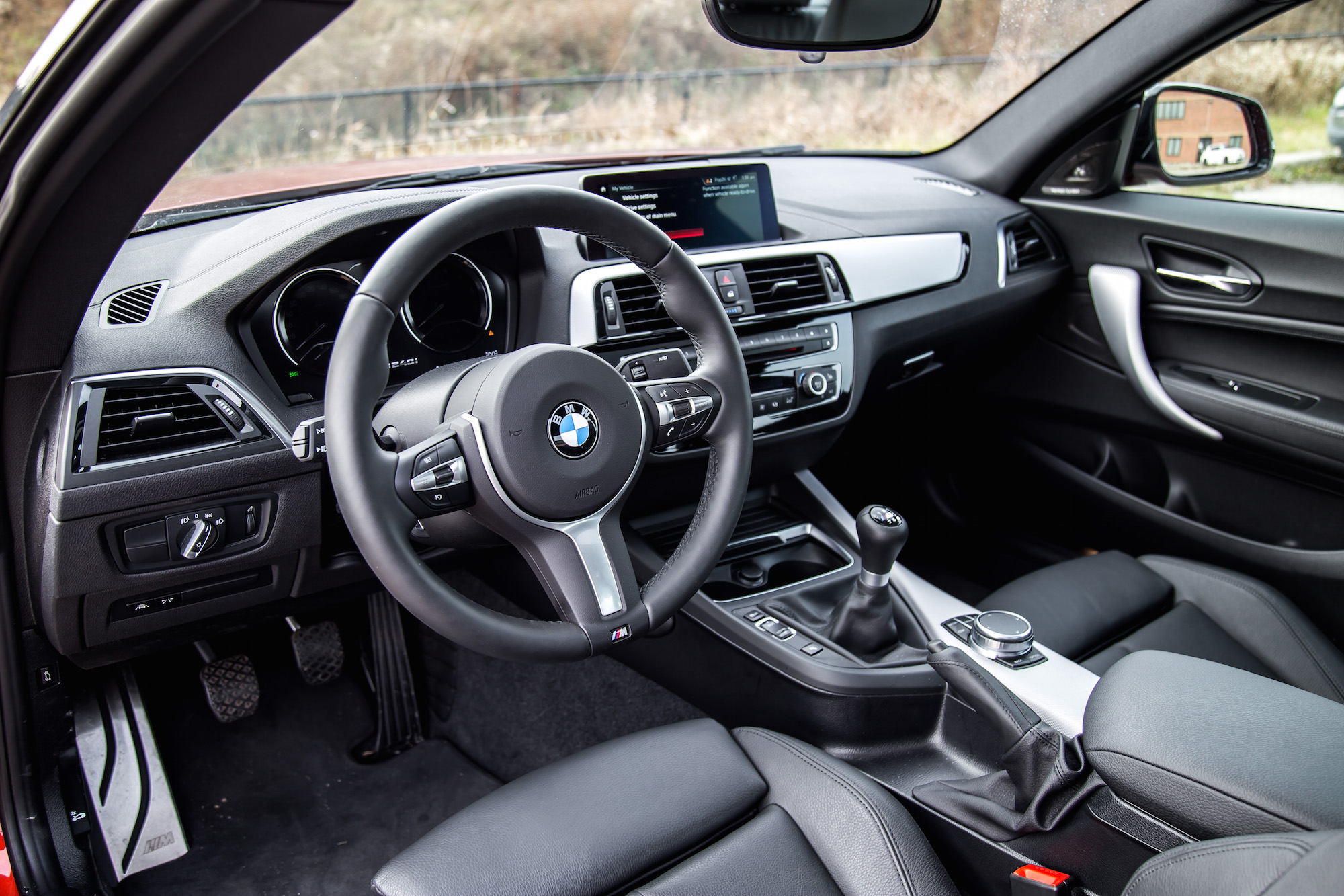 Interior: Review: 2018 BMW M240i Coupe