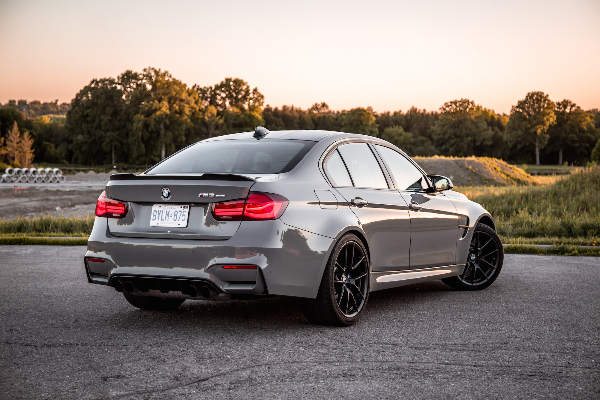 Review: 2018 BMW M3 CS