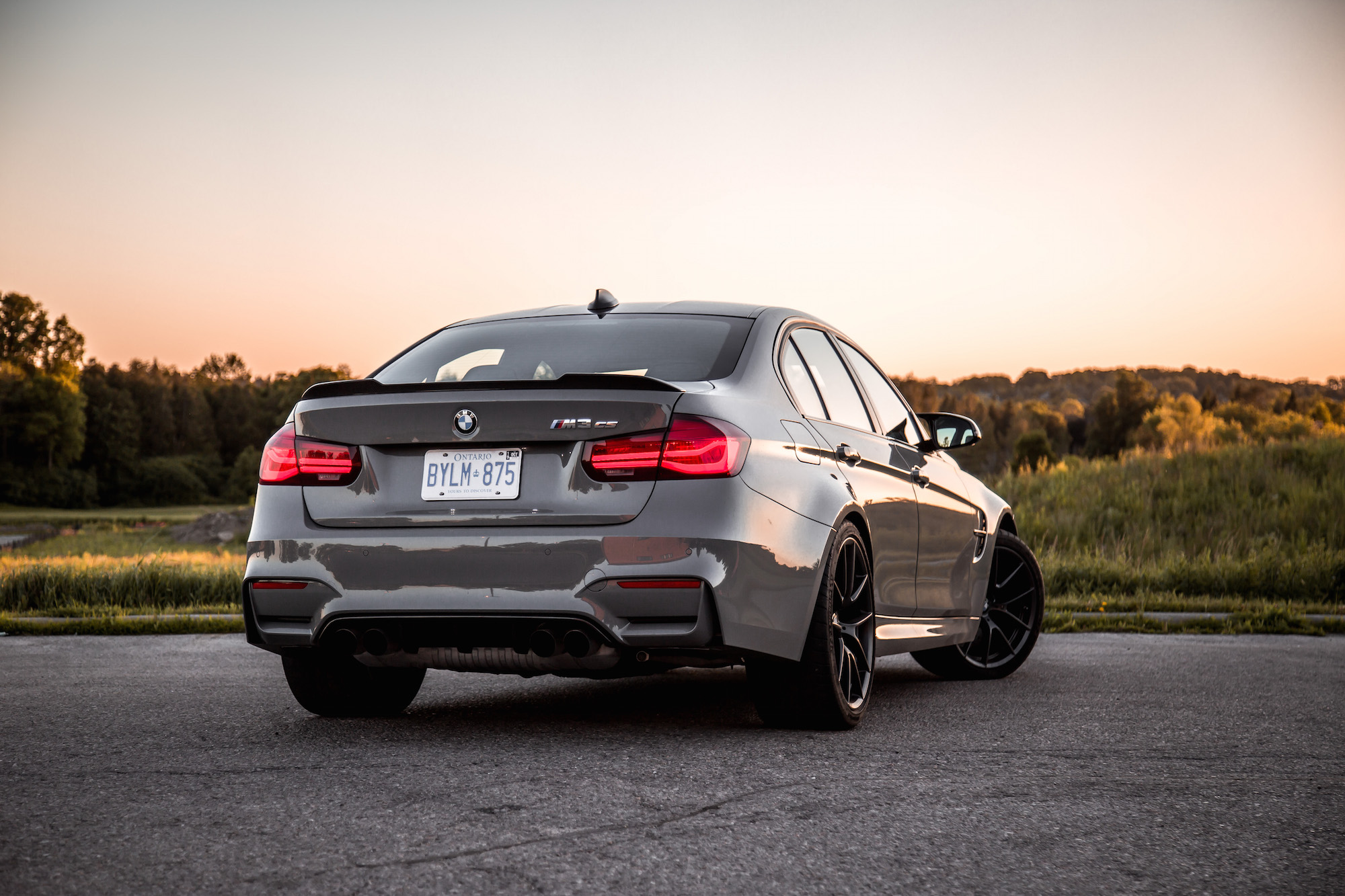Review: 2018 BMW M3 CS | CAR