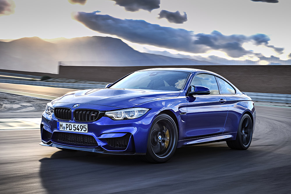 2018 BMW M4 CS club sport special edition review canada price