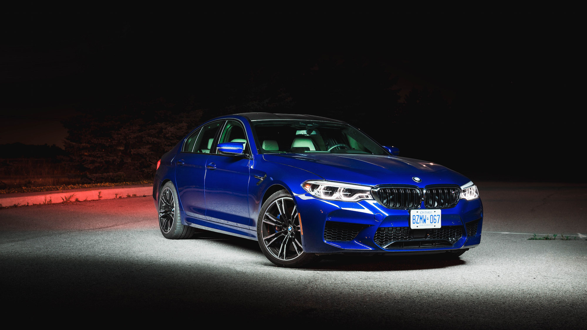 Review 2018 Bmw M5 Car