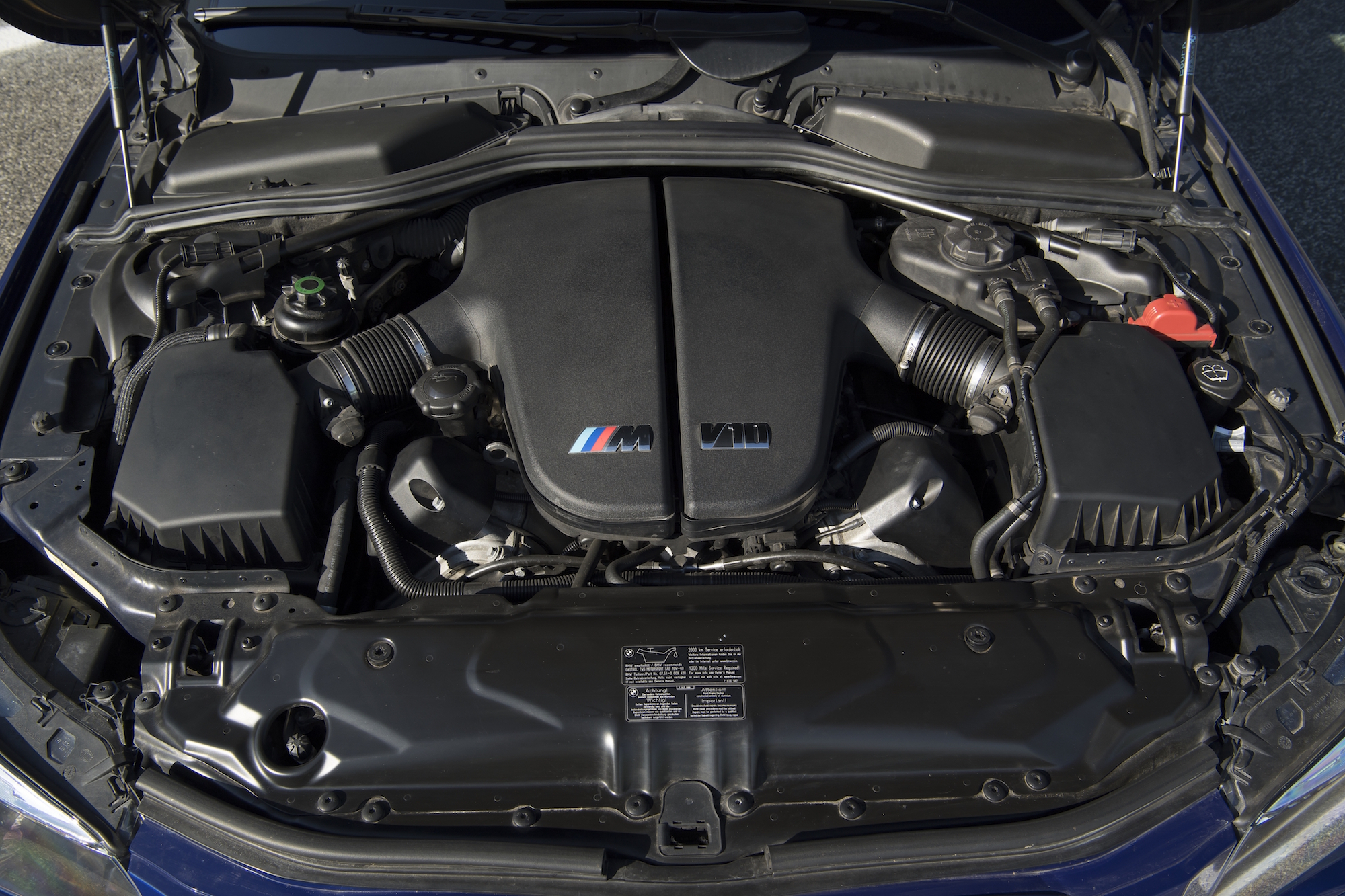 e60 m5 engine issues