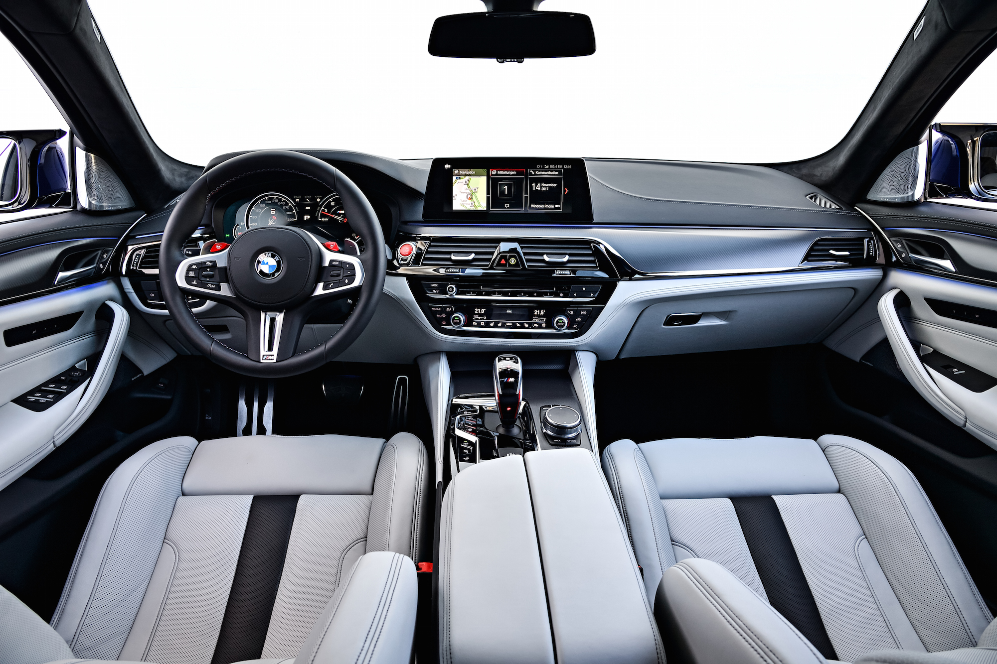 The Interior Receives A Subtle Makeover As Well With Beautifully Tailored Seats That Not Only Look Great But Also Offer Excellent Amounts Of Shoulder