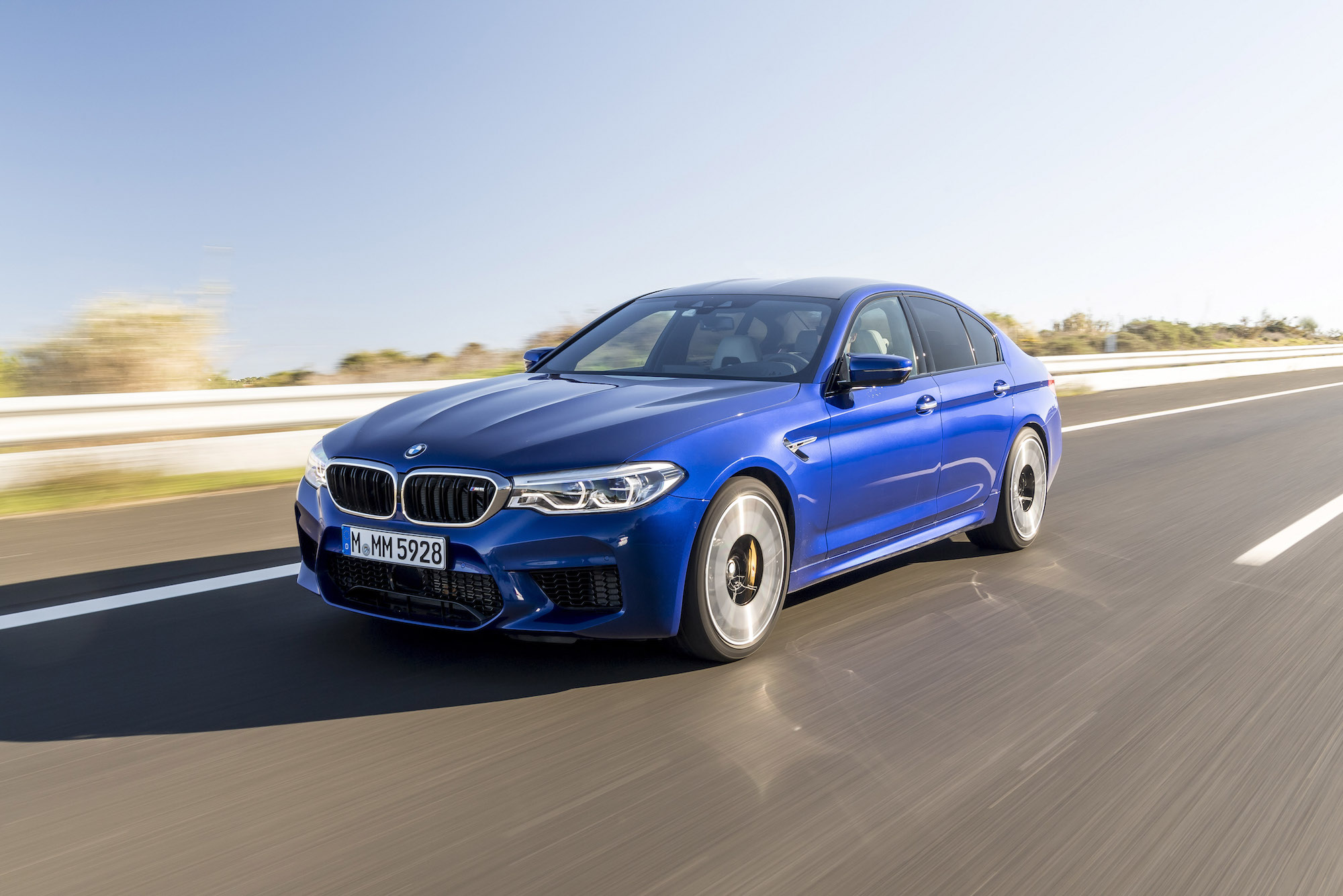 2018 BMW M5 F90 first drive review canada