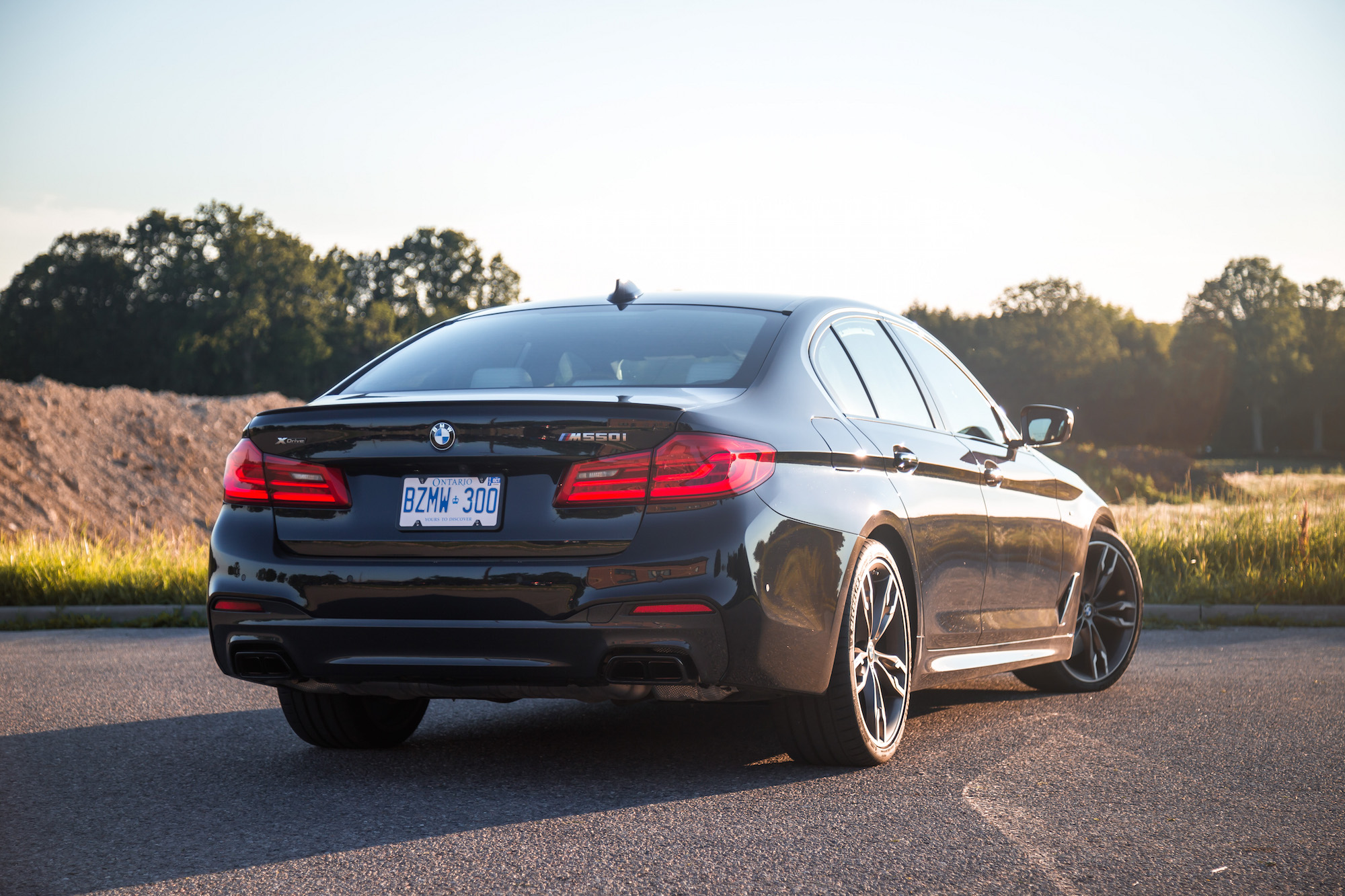 Review: 2018 BMW M550i xDrive | Canadian Auto Review