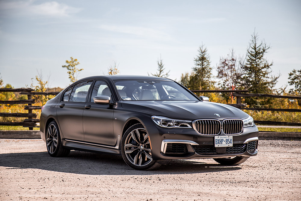 2018 bmw m760i xdrive canada full review new used price