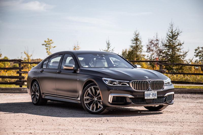 BMW M7 Price >> Review: 2018 BMW M760Li xDrive | Canadian Auto Review