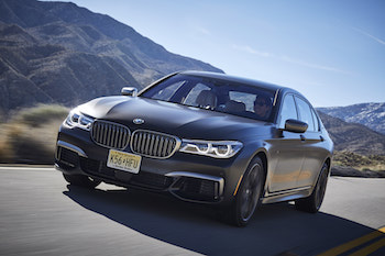 2018 BMW M760Li xDrive usa