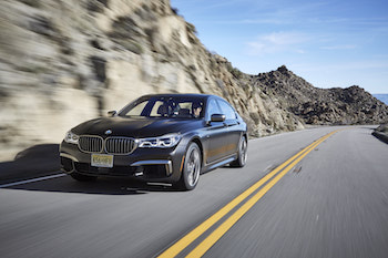 2018 BMW M760Li xDrive matte brown paint