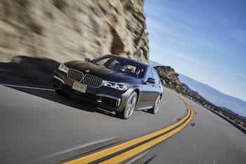 2018 BMW M760Li xDrive new