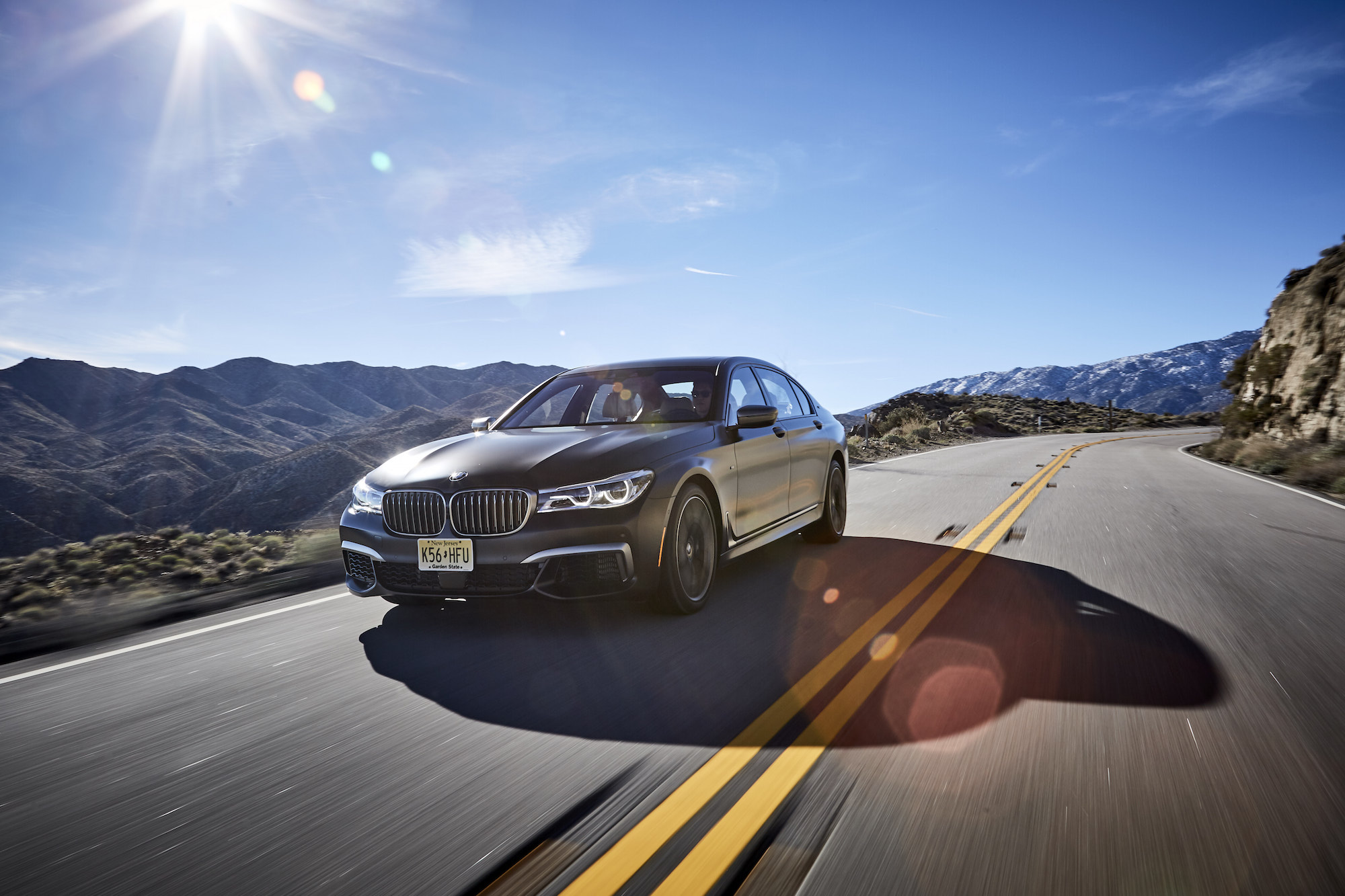 Palm Springs Subaru >> First Drive: 2018 BMW M760Li xDrive | Canadian Auto Review