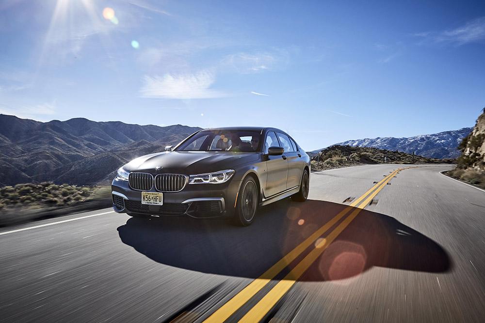 First Drive 2018 Bmw M760li Xdrive Canadian Auto Review