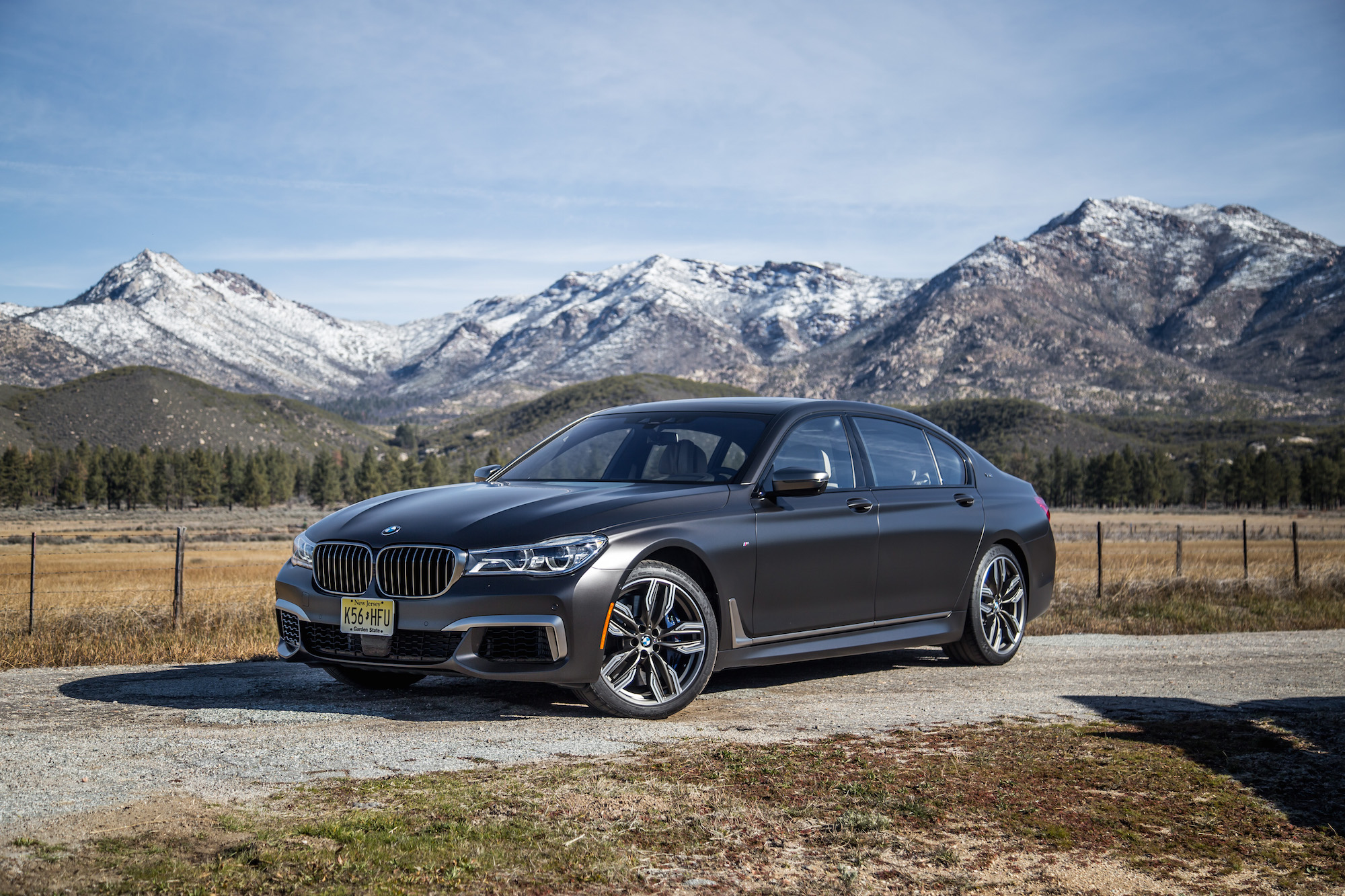 BMW M760Li XDrive Palm Springs California