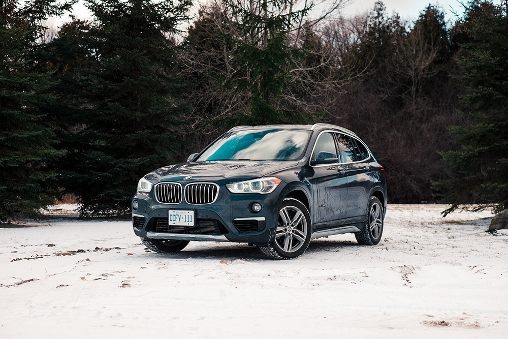 Review 2018 Bmw X1 Xdrive28i Canadian Auto Review