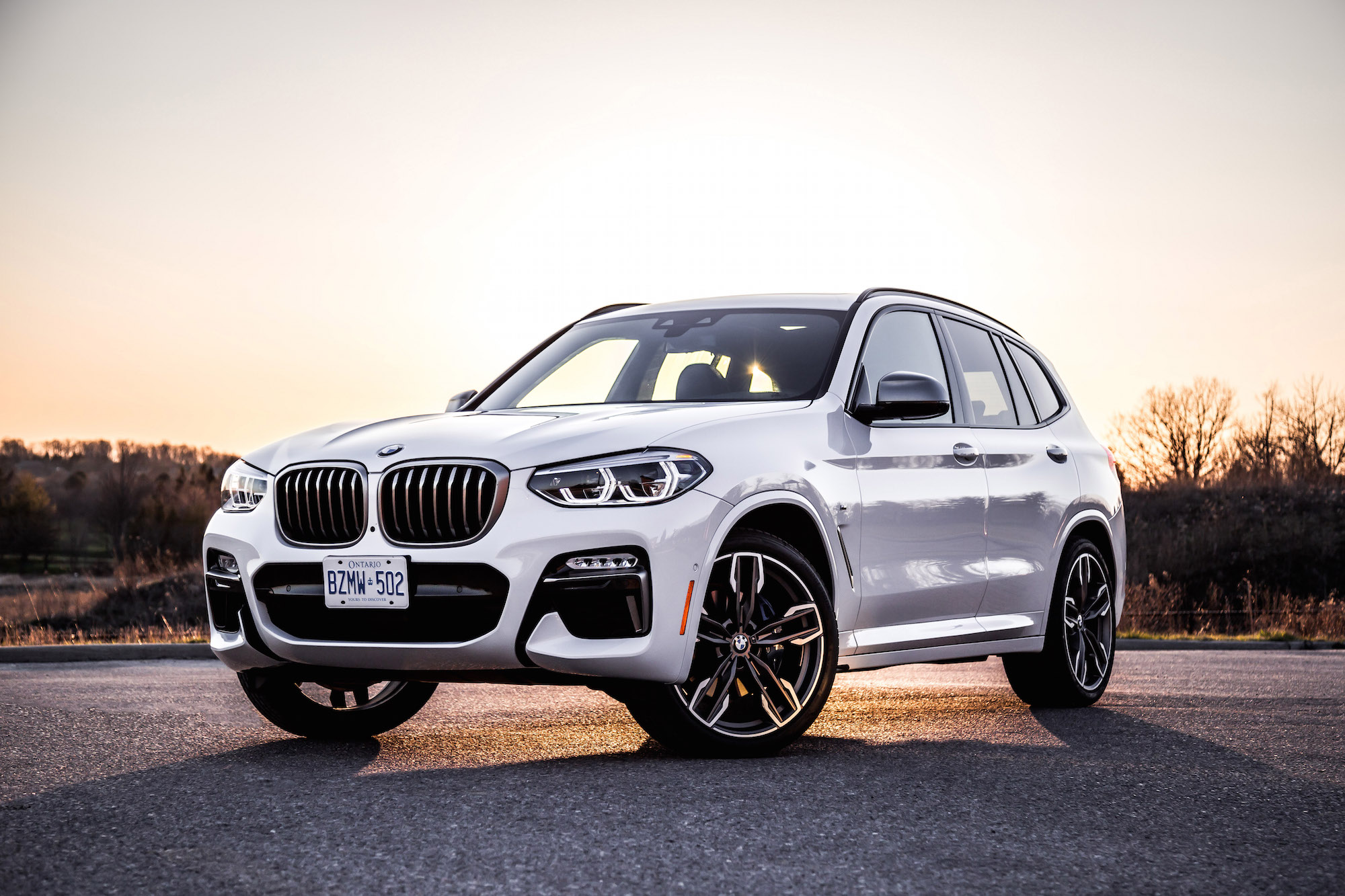 review 2018 bmw x3 m40i car. Black Bedroom Furniture Sets. Home Design Ideas