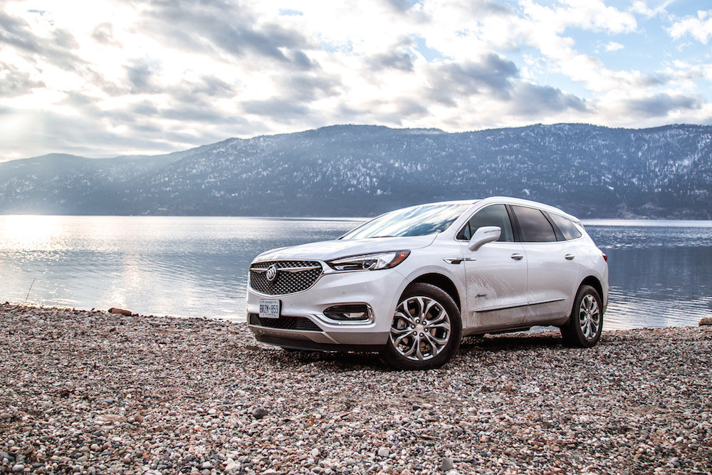2018 buick enclave avenir new for canada