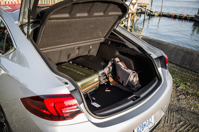 2018 Buick Regal Sportback / GS First Drive | CAR