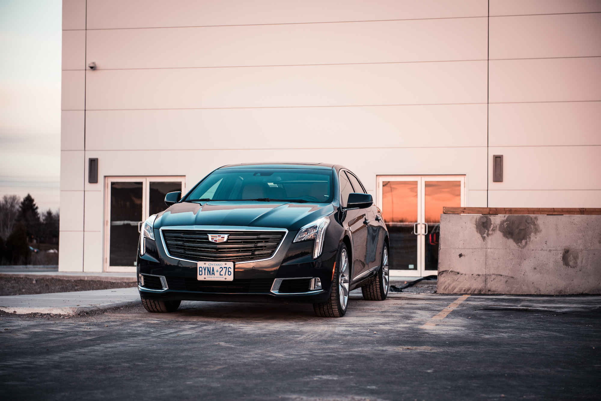 vsport test xts drive cadillac of expert review awd v