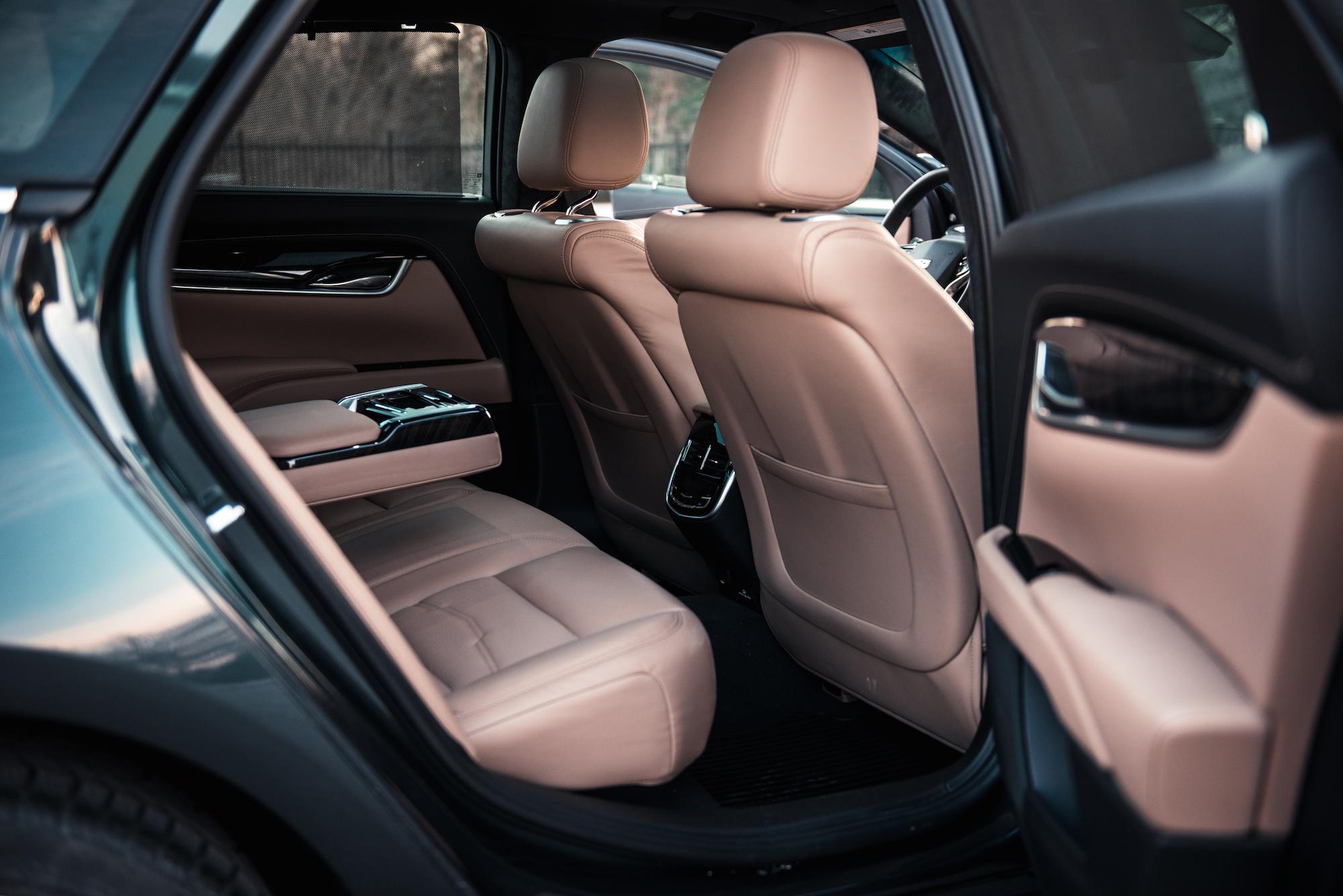 2017 Cadillac Cts 3.6 L Premium Luxury >> Review: 2018 Cadillac XTS V-Sport Platinum | CAR