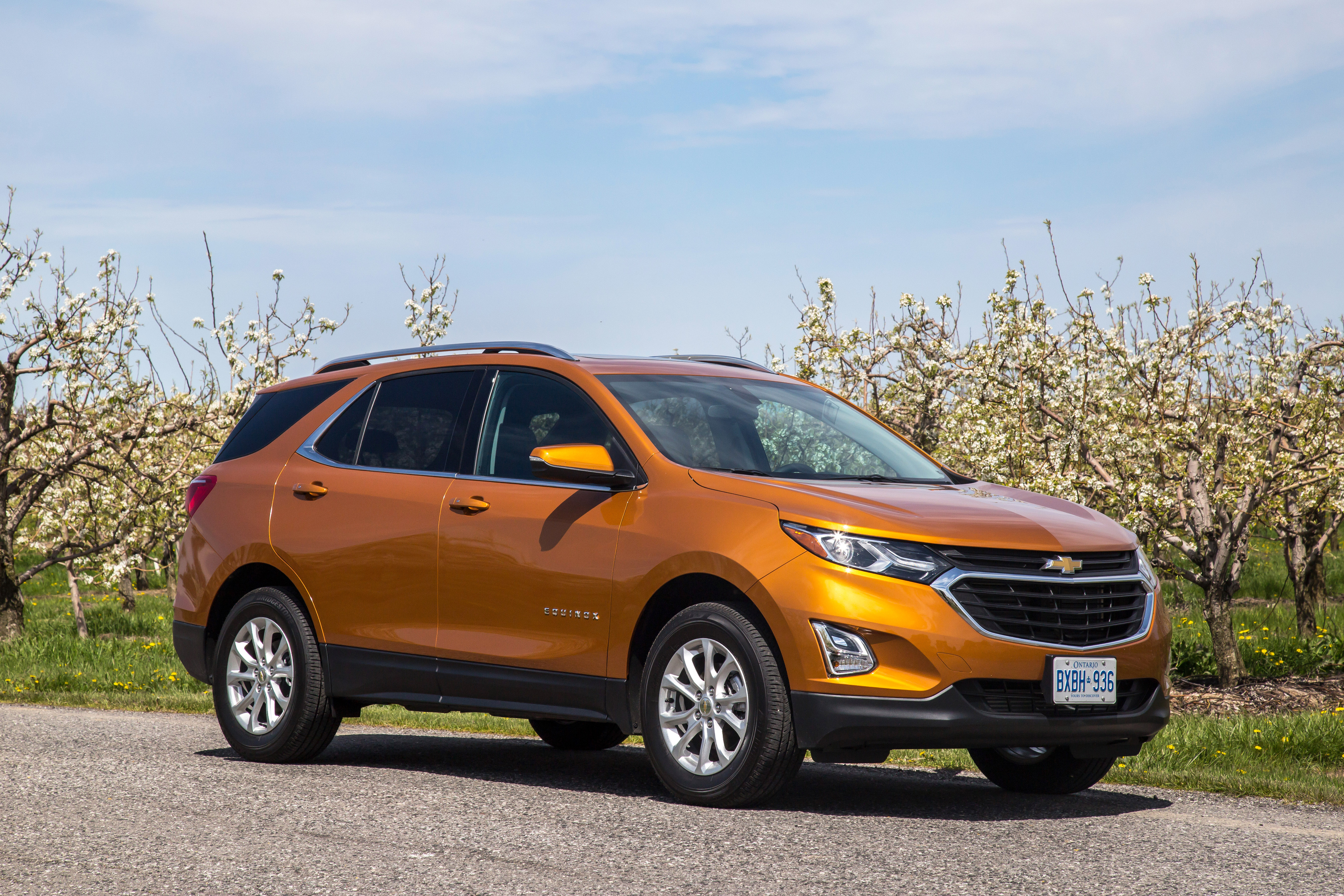 2018 Chevrolet Equinox canada review new