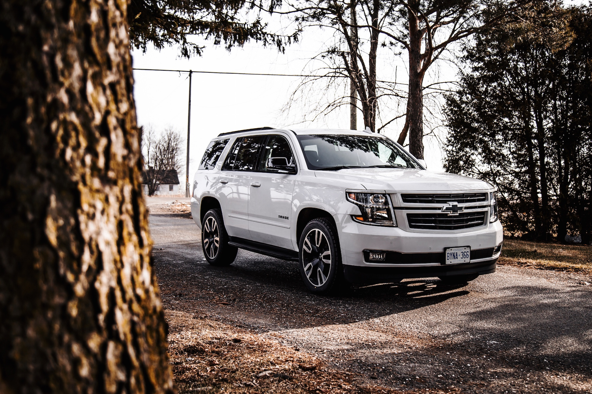 review  chevrolet tahoe rst canadian auto review