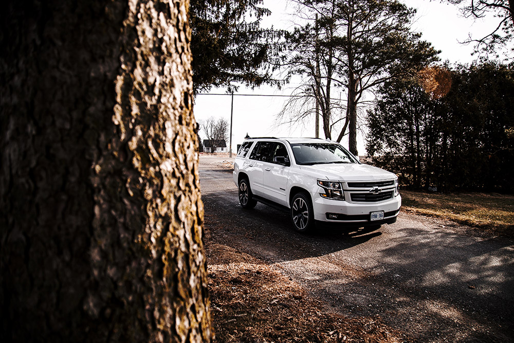 chevrolet tahoe rst canada 2018