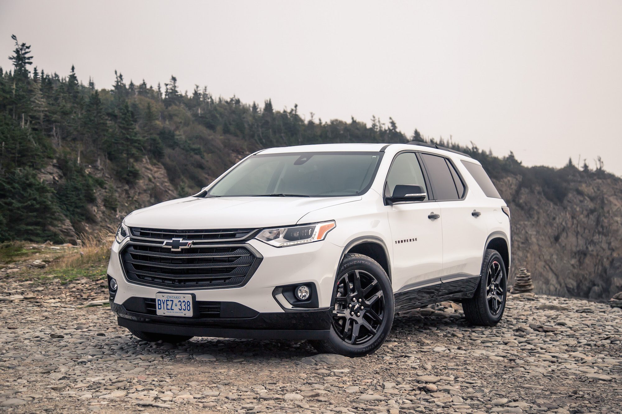 First Drive: 2018 Chevrolet Traverse | Canadian Auto Review