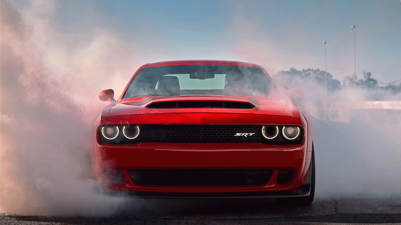 Hellcat For Sale >> First Look: 2018 Dodge Challenger SRT Demon | Canadian Auto Review
