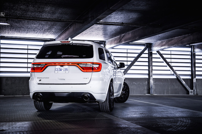 Review: 2018 Dodge Durango SRT | CAR