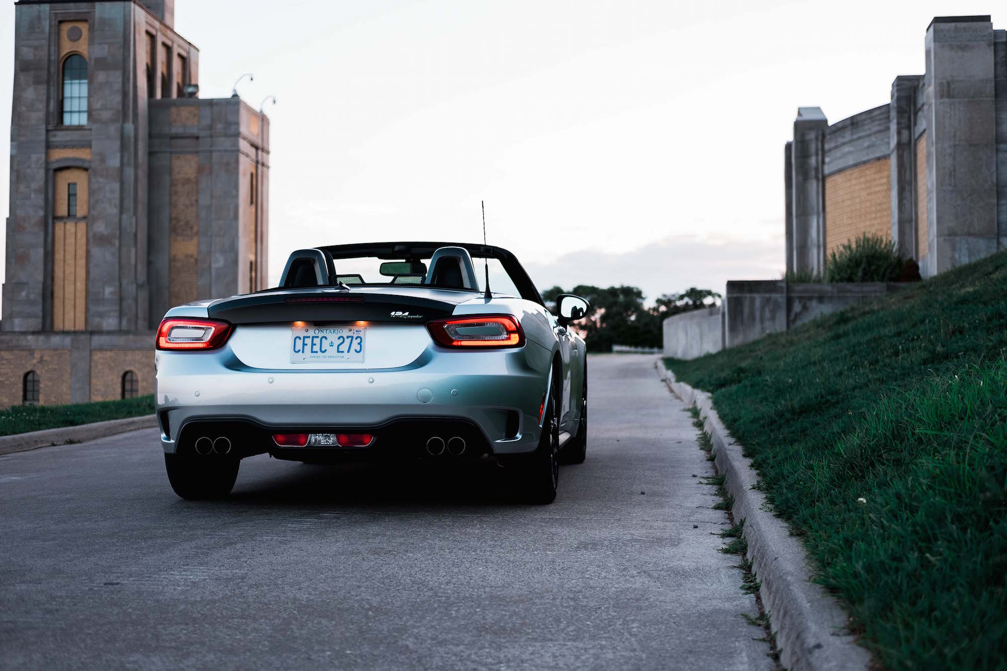 Review: 2018 Fiat 124 Spider Abarth | CAR