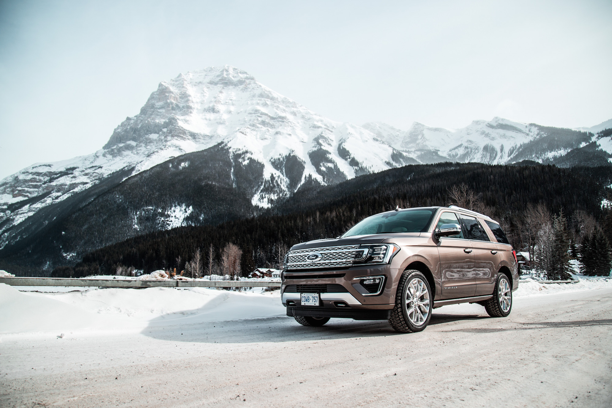 2018 Ford Expedition First Drive Review Canadian Auto Review