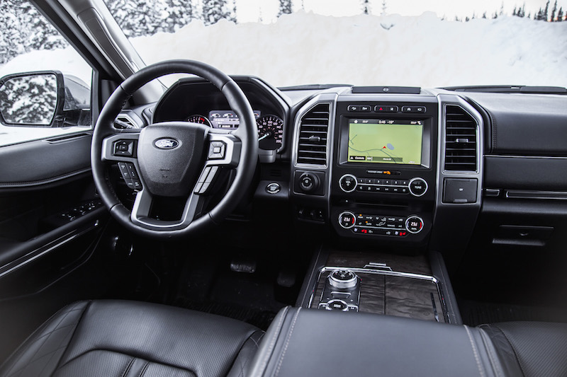 ford expedition  drive review canadian auto review