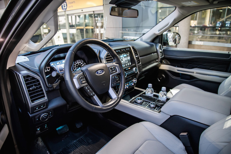 2018 Ford Expedition First Drive Review | Canadian Auto Review