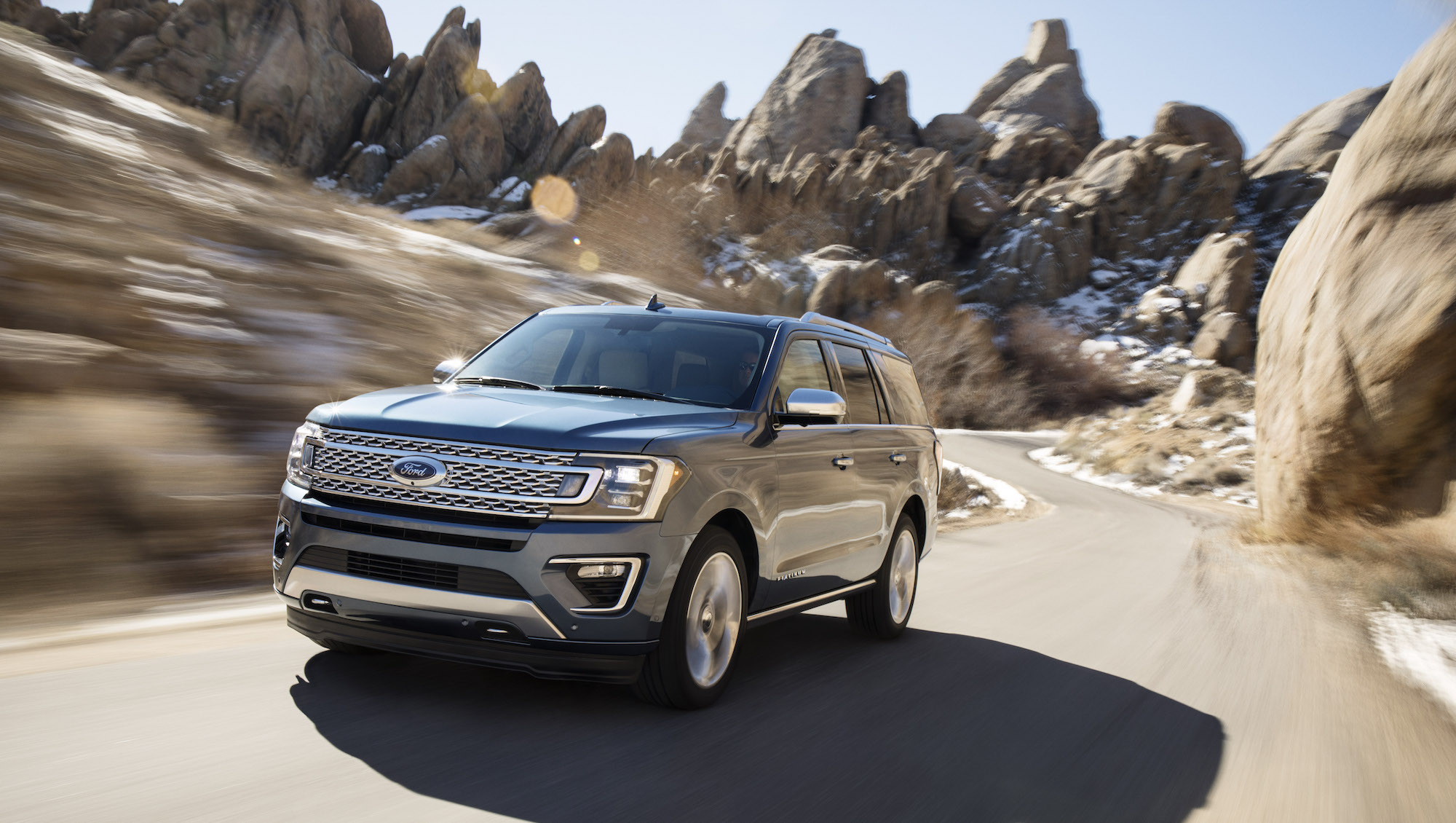 First look 2018 ford expedition