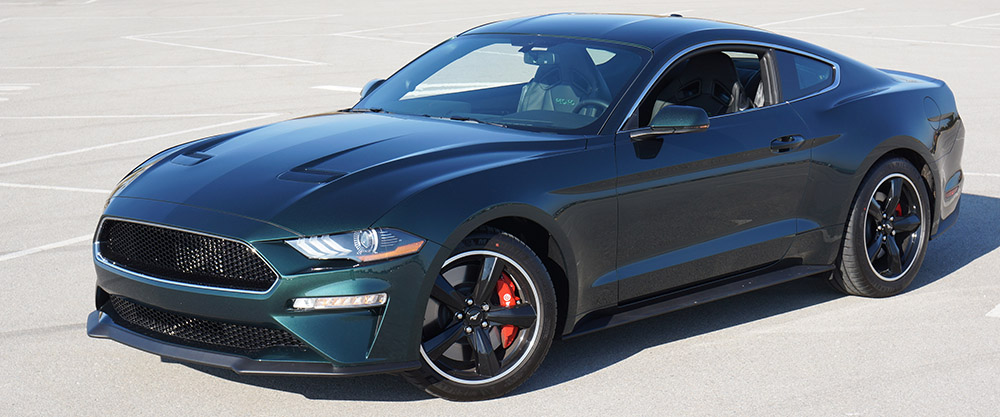 ford mustang bullitt special edition review