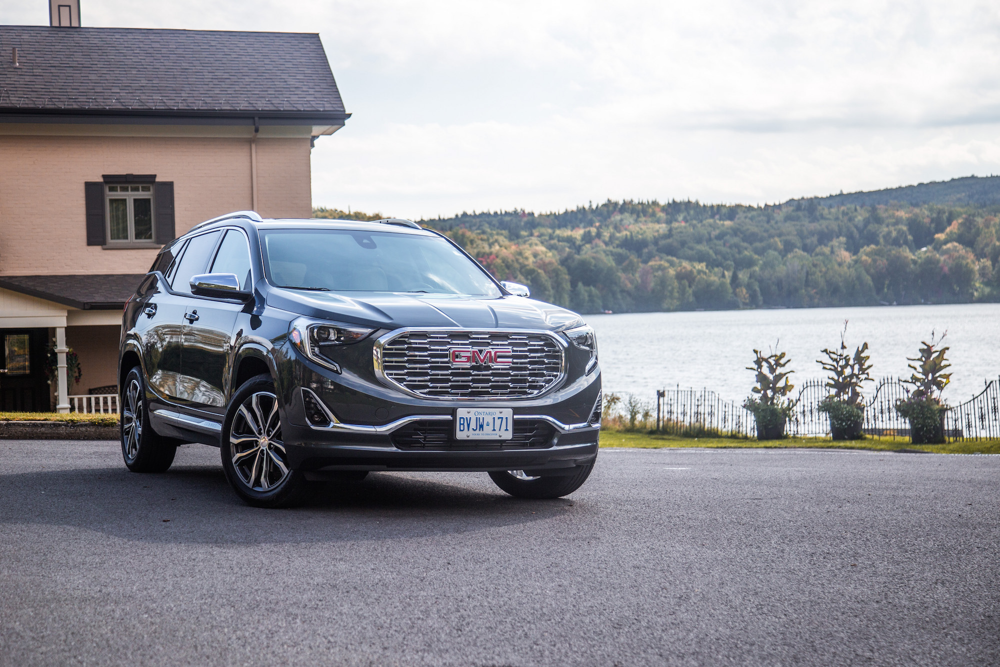 2018 GMC Terrain Diesel:  Review, Price >> First Drive 2018 Gmc Terrain Canadian Auto Review