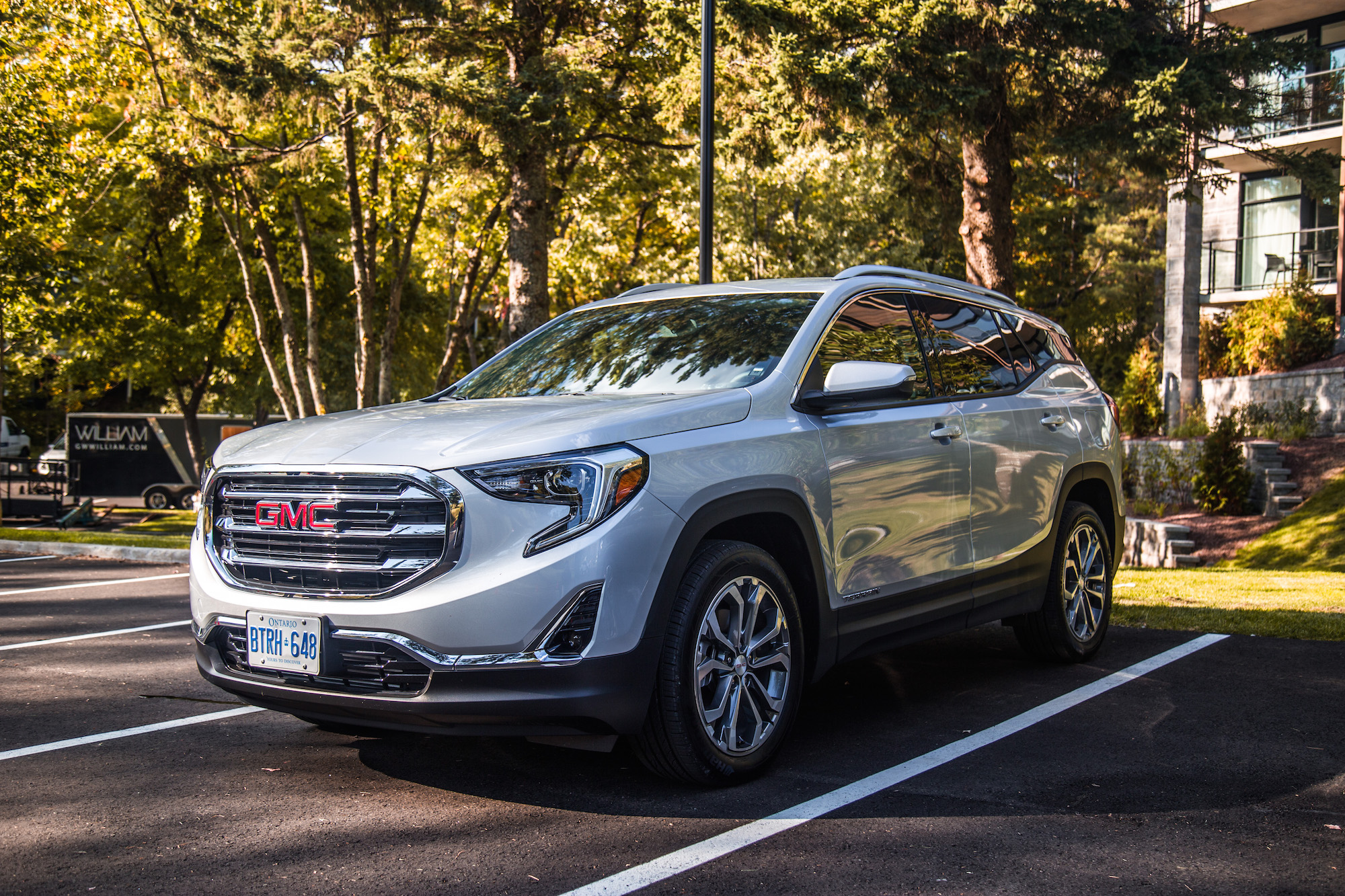 first drive 2018 gmc terrain canadian auto review. Black Bedroom Furniture Sets. Home Design Ideas