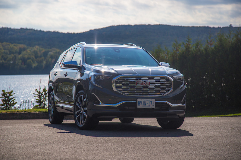 2018 GMC Terrain review new for 2018