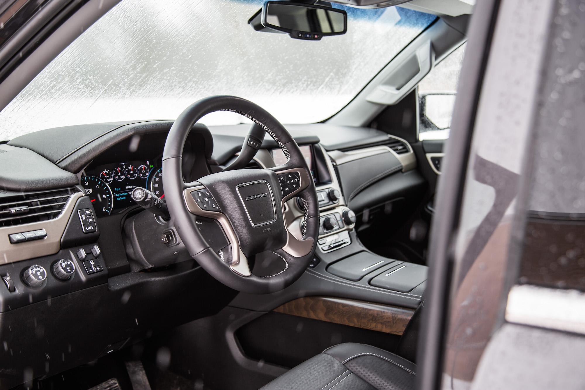 Review 2018 Gmc Yukon Xl Denali Canadian Auto Review
