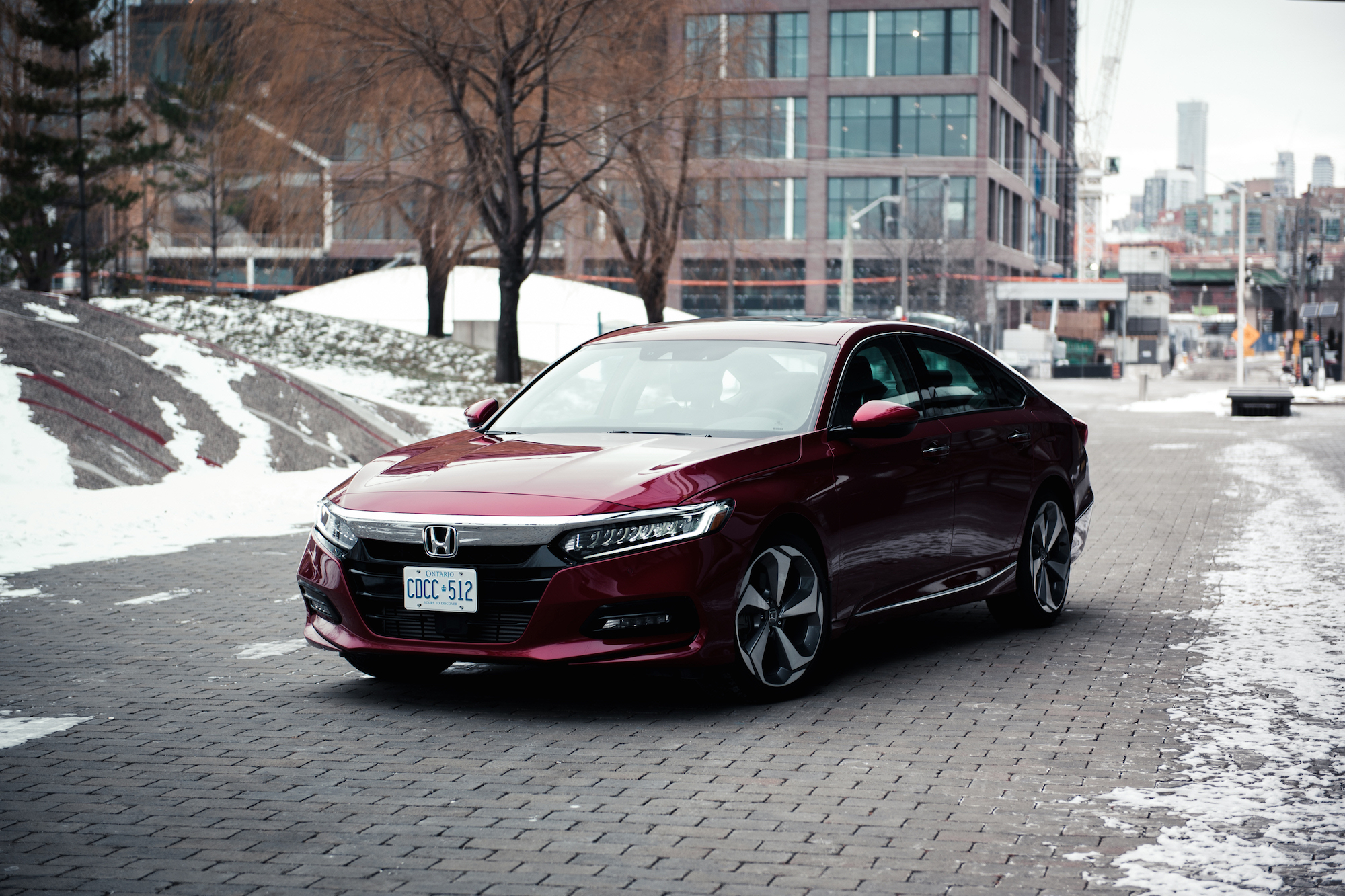 Review: 2018 Honda Accord 1.5T Touring | Canadian Auto Review