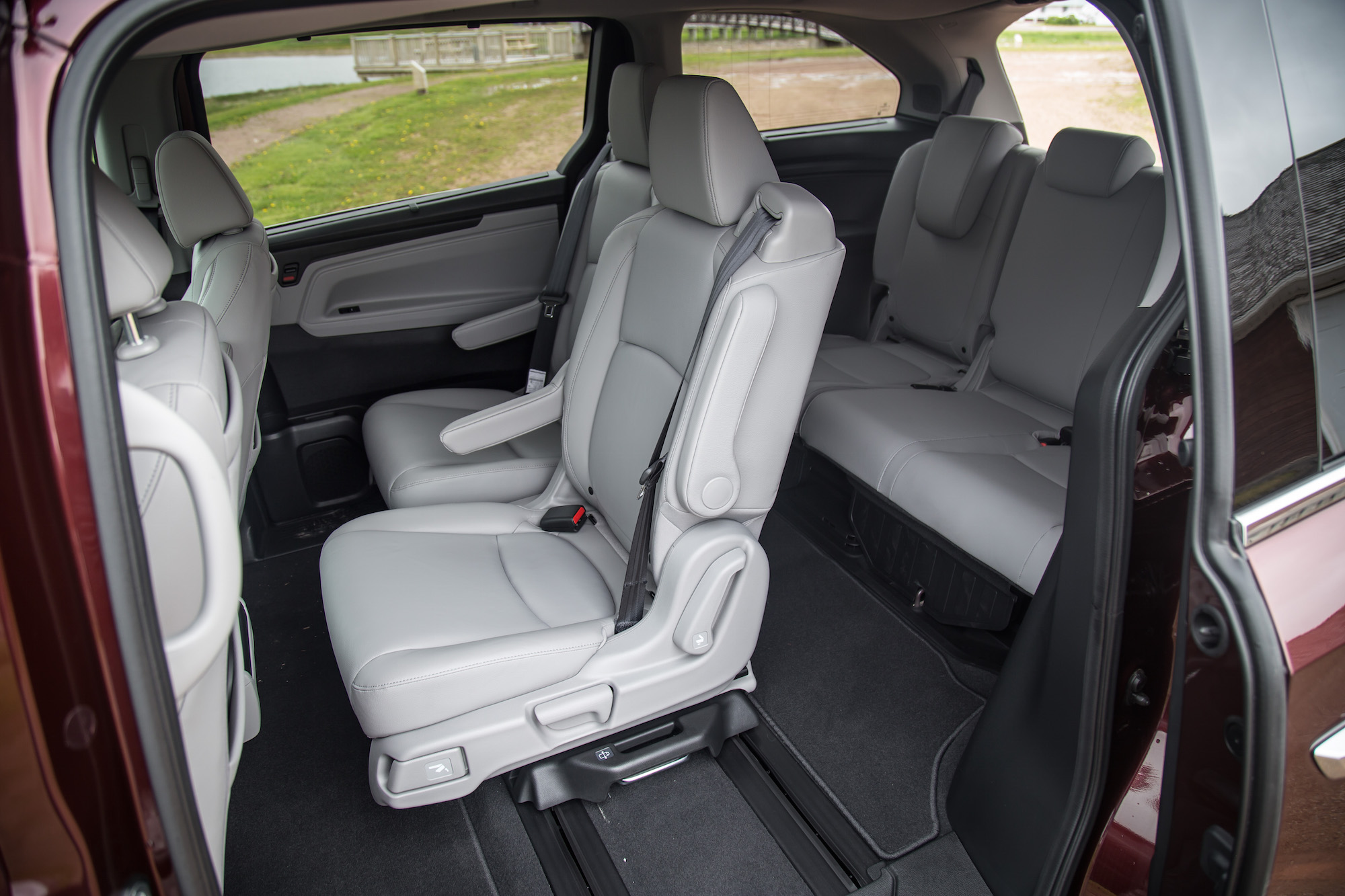 First Drive 2018 Honda Odyssey Canadian Auto Review