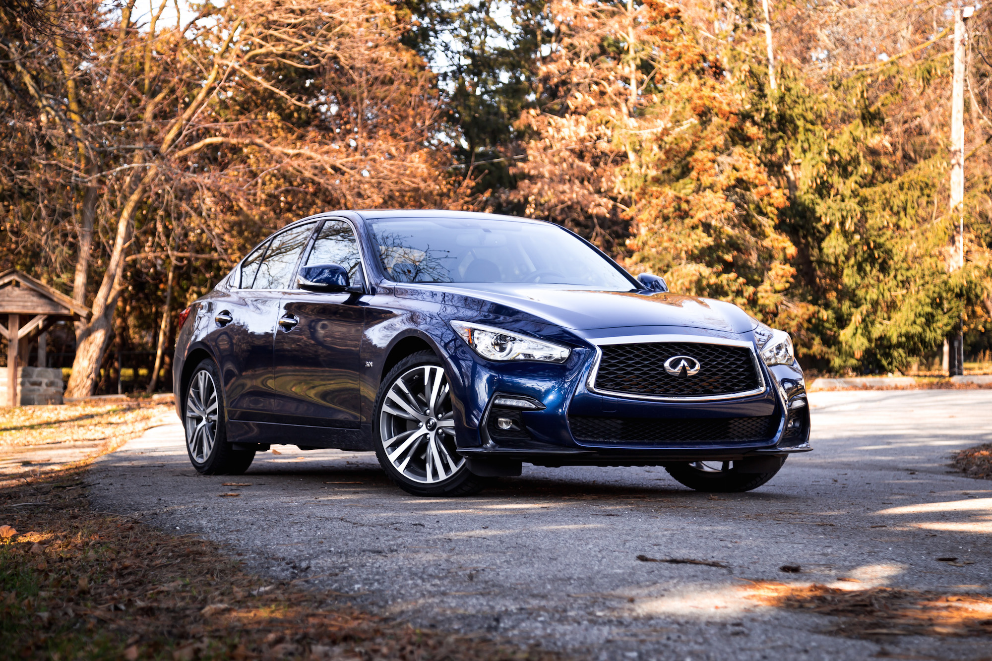 2018 Infiniti Q50 30t Sport Awd Review Canadian Auto Remote Starter Canada